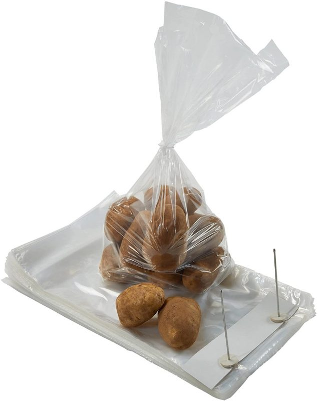 Wicketed bread bags