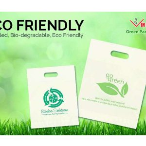 Plastic bags & Compostable products
